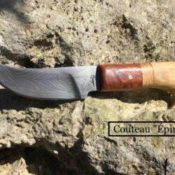 Couteau epine