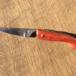 """Couteau """"Écureuil"""" pliant piémontais"""