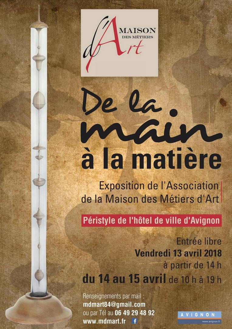 Exposition Avignon