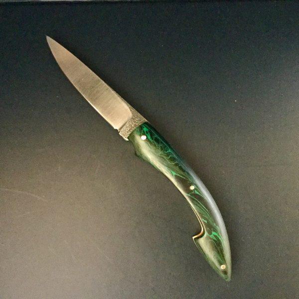 Colibri ébonite vert
