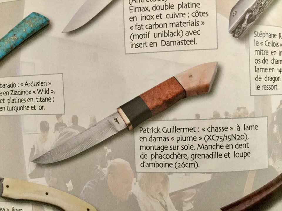 Cheyenne passion des couteaux